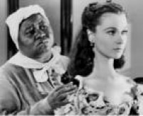 Hattie McDaniel.Primeira atriz negra americana a ganhar um Oscar de melhor atriz coadjuvante, em 1939, ela foi premiada pelo seu papel de Mammy, a escrava que cuidava de Scarlett O'Hara (Vivien Leigh) em '...E o Vento Levou' (1939)