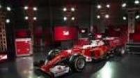 A Ferrari apresentou o seu carro para a temporada de 2016 pela internet, no site oficial da tradicional equipe italiana. Sebastian Vetttel e Kimi Raikkonen continuam sendo os pilotos da escuderia.