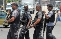 Polícia mata 1 e prende 11 em megaoperação no Rio