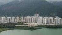 A Vila Olímpica e Paralímpica já ganhou forma e apresenta 97% das obras concluídas. Após os Jogos de 2016, o local vai dar lugar a um novo bairro residencial na Barra da Tijuca.