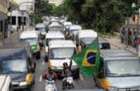 Com a mudança, os motoristas passariam a receber R$ 150 por passageiro, sem os demais benefícios