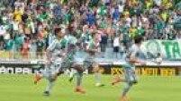 Depois de primeira fase com tropeços, Palmeiras abriu arrasador o mata-mata com 4 a 1 no Flamengo-SP