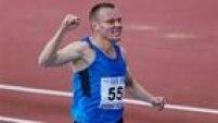 Andrei Minzhulin, campeão russo indoor nos 5.000 metros