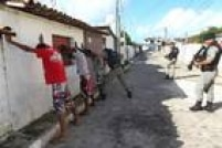 10º Município: Cabedelo  (PB); População: 60.226; Taxa média de homicídios por 100 mil habitantes (2010/2011/2012): 86,9; Número absoluto de homicídios por arma de fogo: 157