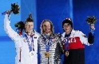 A Noruega, país que mais ganhou medalhas de ouro na história das Olimpíadas de Inverno, ficou com a prata na prova de slopestyle com Staale Sandbech.