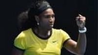 Serena Williams continua em busca do sétimo título do Aberto da Austrália