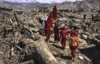 Chuvas torrenciais e deslizamentos de terra, em Leh, na Índia, afetaram cerca de 25 mil pessoas