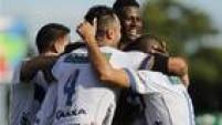 Pela 12ª rodada do Campeonato Paulista, o Palmeiras foi goleado por 4 a 1 pelo Água Santa, em Presidente Prudente, no domingo (27)