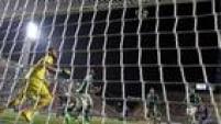 Rafael Marques encerra vitória diante do Rio Claro