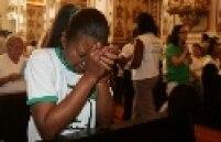 Missa é celebrada no Rio de Janeiro, em memória à médica Zilda Arns, morta no terremoto do Haiti