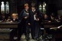 ... mas conseguiram ótimos empregos no Ministério da Magia mesmo assim. Depois da batalha de Hogwarts, só Hermione voltou à escola, prestou os exames que precisava para se formar e saiu-se excepcionalmente bem.