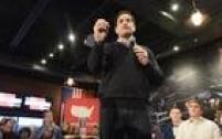 FORA DA DISPUTA: Outro senador de origem cubana, Rubio fala espanhol e se apresenta como a futura geração da liderança republicana. Defende uma política externa agressiva, com forte presença militar em todo o mundo, e se concentra em estabelecer suas diferenças de Hillary Clinton