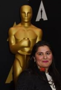 Sharmeen Obaid-Chinoy ganha o segundo Oscar da carreira com o curta animado A Girl in the River: The Price of Forgiveness.