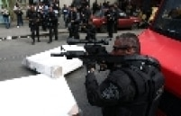Em Chatuba, assim como na Barra da Tijuca, uma pessoa foi presa