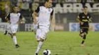 Rodriguinho foi um dos destaques no ABC com dois gols sobre o São Bernardo