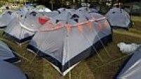 O acampamento fica montado em São Paulo até o dia 26, última partida holandesa na primeira fase da Copa