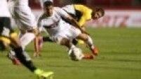 Derrotado em Santa Catarina, o São Paulo precisava de uma vitória por 1 a 0 para avançar na Copa Sul-Americana.
