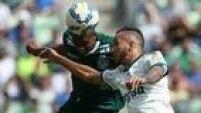 No Allianz Parque, o Goiás aproveitou as poucas chances que teve e fez 1 a 0 no Palmeiras pela 3ª Rodada do Brasileirão