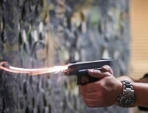 Campanha se baseia em uma pesquisa do MP e do Instituto Sou da Paz que mostra que 54% das armas usadas em roubos têm numeração suprimida e, por isso, não podem ter a origem revelada