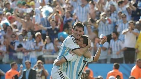 Nilton Fukuda/Estadão - Argentina venceu a Suíça por 1 a 0