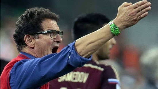 Capello disse que o time argelino tinha força e qualidade