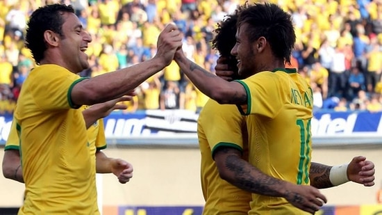 Neymar jogou 90 minutos e ditou o ritmo do Brasil contra o Panamá