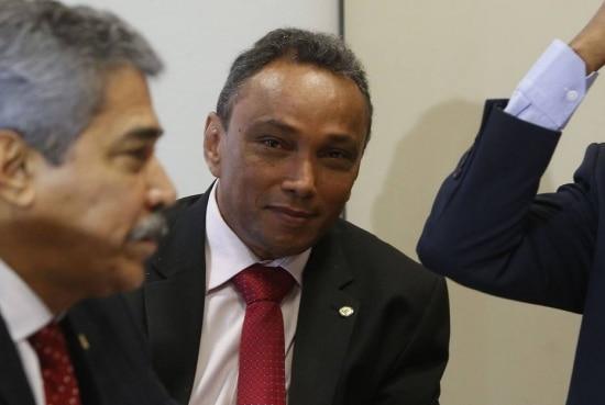 Deputado Sibá Machado, líder do PT na Câmara