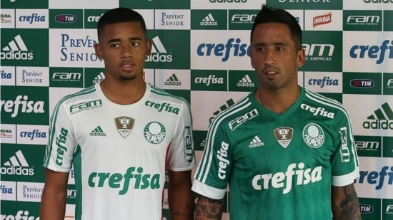 Palmeiras arrecada R$ 66 milhões com todo o uniforme