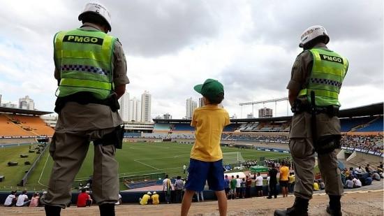 Seleção brasileira vai ter esquema especial de segurança no amistoso contra o Panamá. Cerca de 1,2 mil homens irão estar participando do esquema montado em Goiânia.