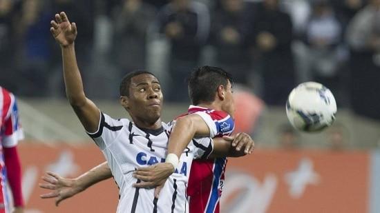 Time do Corinthians foi vaiado após a partida