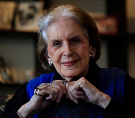 Aos 92 anos, ela é uma das principais escritoras brasileiras