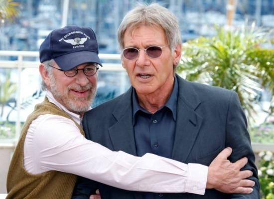 Steven Spielberg e Harrison Ford juntos em novo 'Indiana Jones'