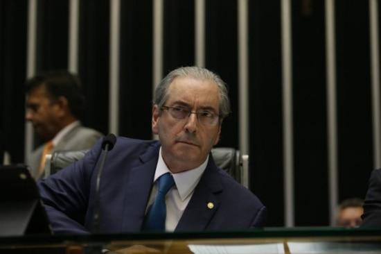 O presidente da Câmara dos Deputados, Eduardo Cunha(PMDB-RJ)