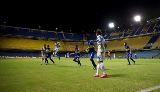Novo técnico do Boca estreou no cargo com empate sem gols