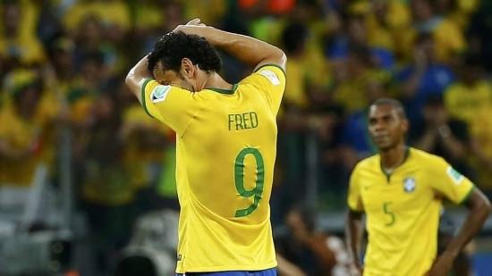 O jogador foi criticado pela pouca atuação na Copa de 2014