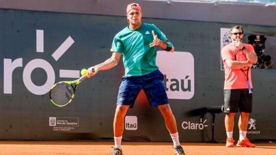 Francês Jo-Wilfried Tsonga é um dos astros do Rio Open