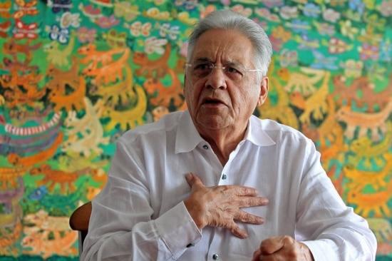 'No meu governo, o que eu posso garantiré que não houve corrupção organizada', diz FHC