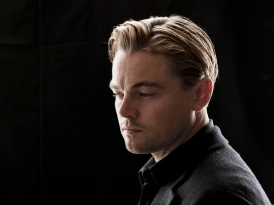 Leonardo DiCaprio recebe homenagem no 'Noitão Caixa Belas Artes'