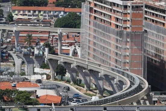 Prometida para 2012, a ligação do metrô com o Aeroporto de Congonhas só deverá ficar pronta em 2018