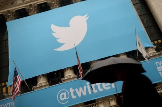 Ação do Twitter foi negociada por volta de US$ 14 e pode cair mais