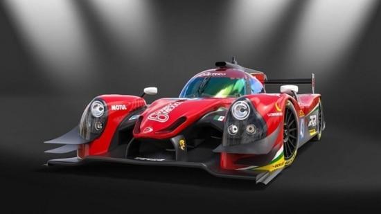 Brasileiro correrá com o Ligier JS P2-Nissan da RGR Sport by Morand