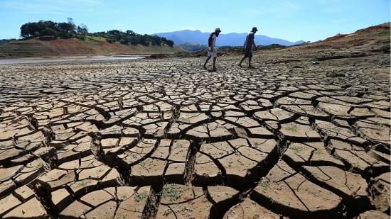 Nesta quinta-feira, os 981,5 bilhões de litros do volume útil do Cantareira se esgotarão pela primeira vez desde a conclusão do sistema, na década de 1970