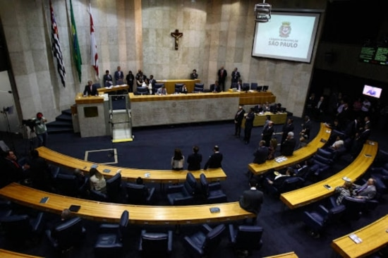 Câmara de Vereadores de São Paulo