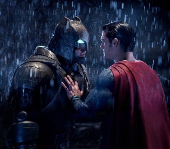 Cena de Batman vs Superman: A Origem da Justiça