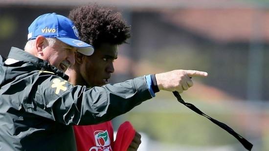 Felipão quer que atletas do atual grupo da seleção brasileira não sintam o peso por uma derrota que aconteceu 64 anos atrás