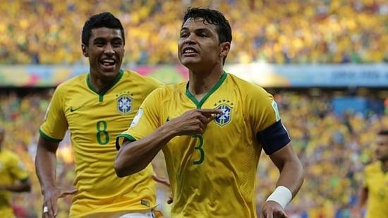 O capitão brasileiro também não poderá jogar contra a Alemanha na próxima terça-feira