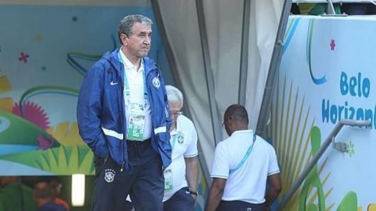 Fifa rebateu e minimizou as declarações de Parreira