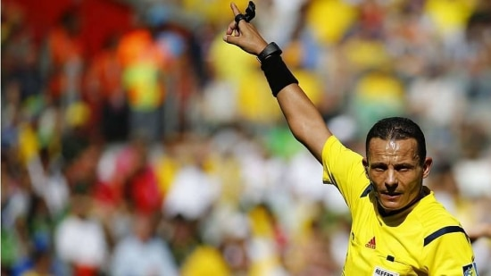 O juiz será o primeiro africano a apitar uma disputa de terceiro lugar em Copas