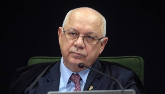 O ministro do Supremo Tribunal Federal Teori Zavascki