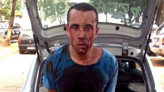 Carlos Eduardo Sundfeld Nunes, de 29 anos, acusado de matar o cartunista Glauco
